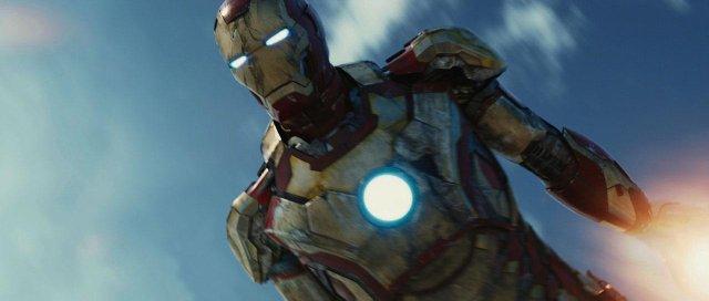 "Robert Downey Jr. in ""Iron Man 3.""  © 2013 - Marvel."