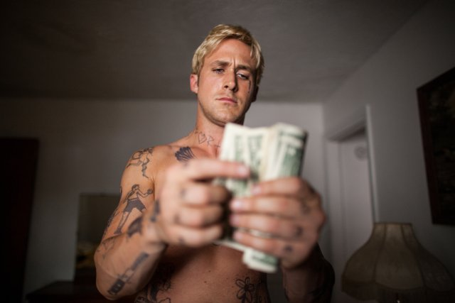"""Ryan Gosling in """"The Place Beyond the Pines.""""  Photo by Atsushi Nishijima – © 2013 Focus Features."""