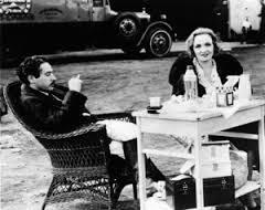 Marlene Ddietrich and Josef von Sternberg