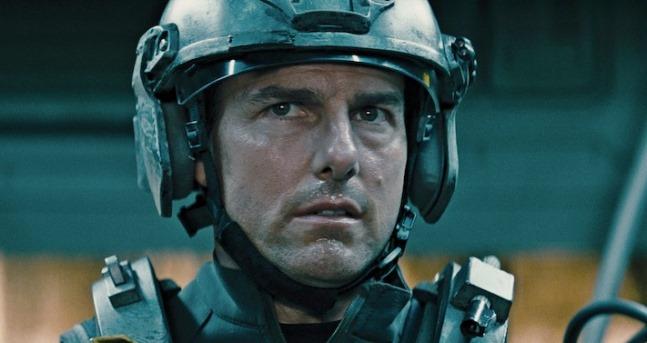 Tom Cruise Edge Of Tomorrow