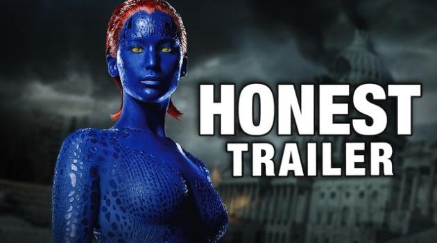 Honest Trailers: X-Men: Days of Future Past