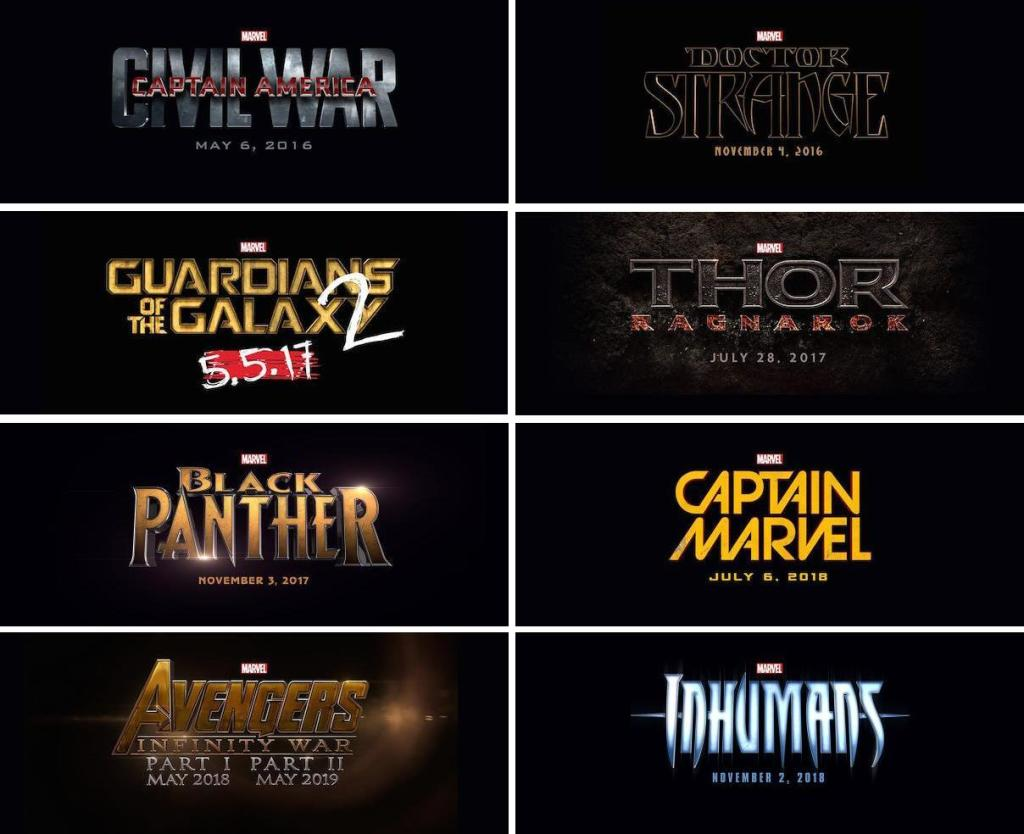 Marvel Studios Phase Three