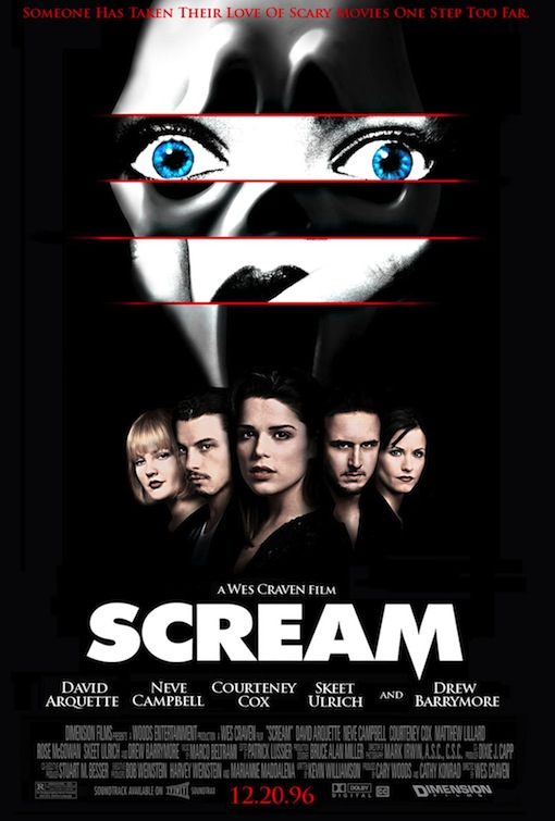 an analysis of the horror movie scream created by wes craven Elizabeth's favorite wes craven moments  craven created a horror villains whose mere name was enough to strike fear in the hearts of a generation  scream 4.