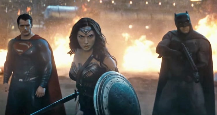 Post image for Batman v Superman: Dawn of Justice reviewed by Patrick Dunn
